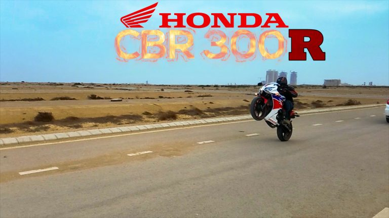Honda CBR300R 2015 Review by Biker Dude
