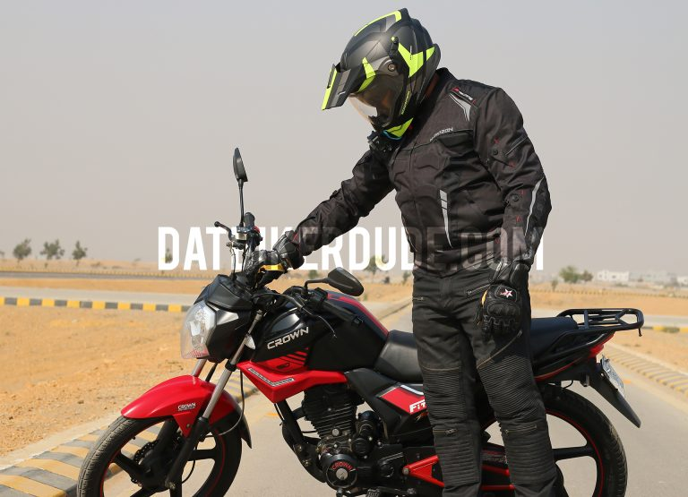 2019 Crown Fighter 150  Price Rs. 110,000 Challenging the Status Quo